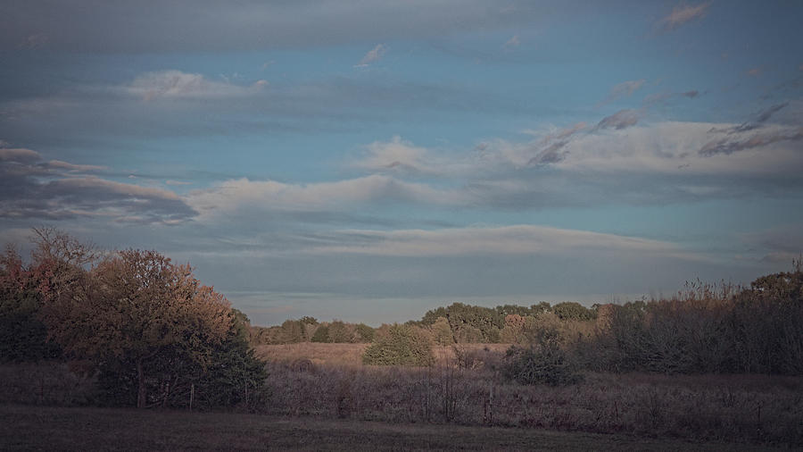 Just Another Country Landscape 20181101 Photograph