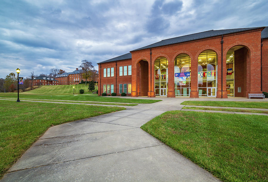 King University Student Center Complex Photograph