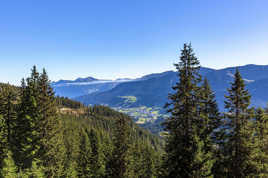 Kleinwalsertal, Austria Photograph