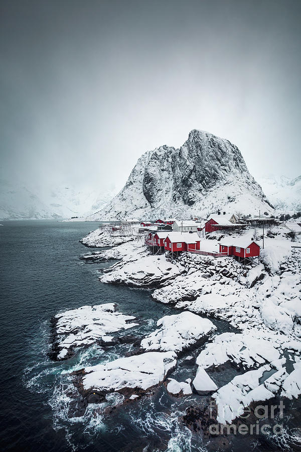 Land Of A Thousand Winters Photograph
