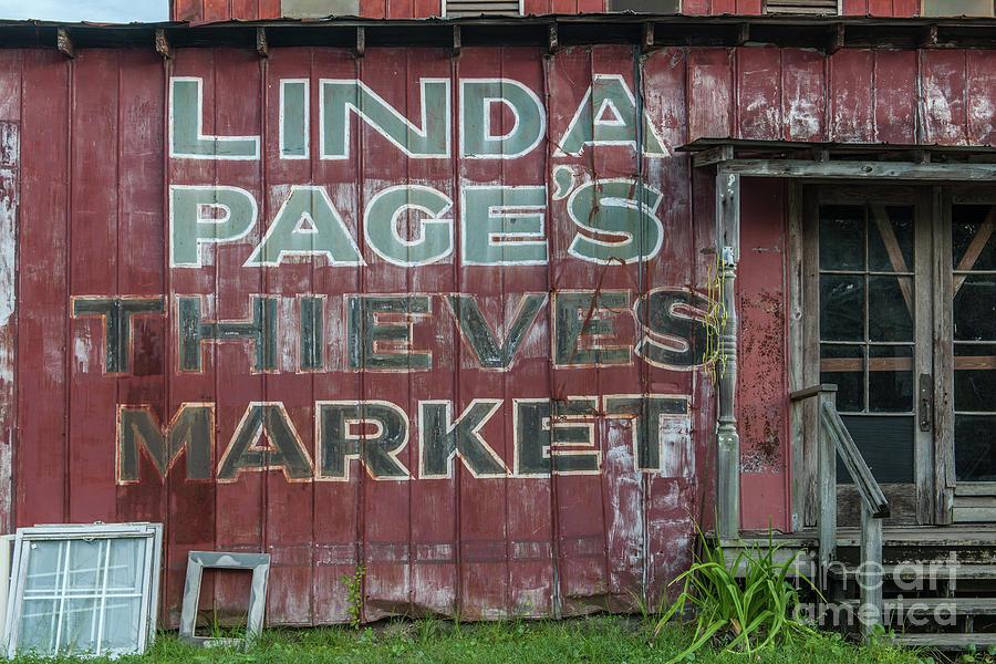 Landmark Market Photograph