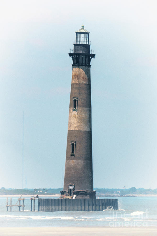 Lighthouse Starboard List Photograph
