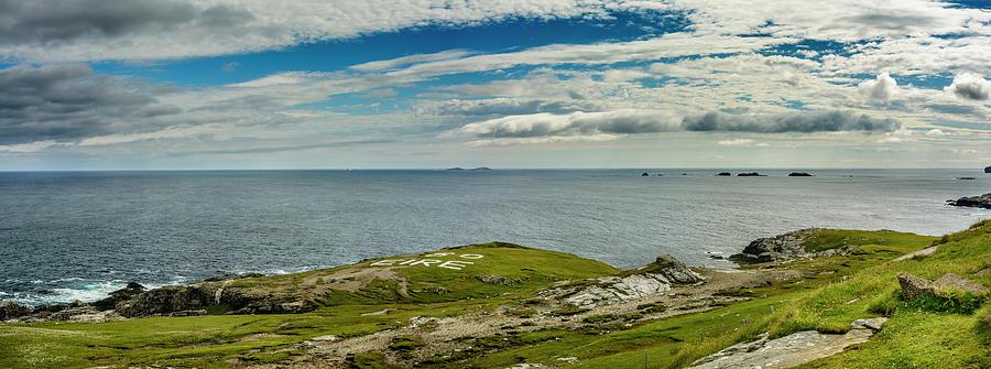 Malin Head, Ireland Photograph