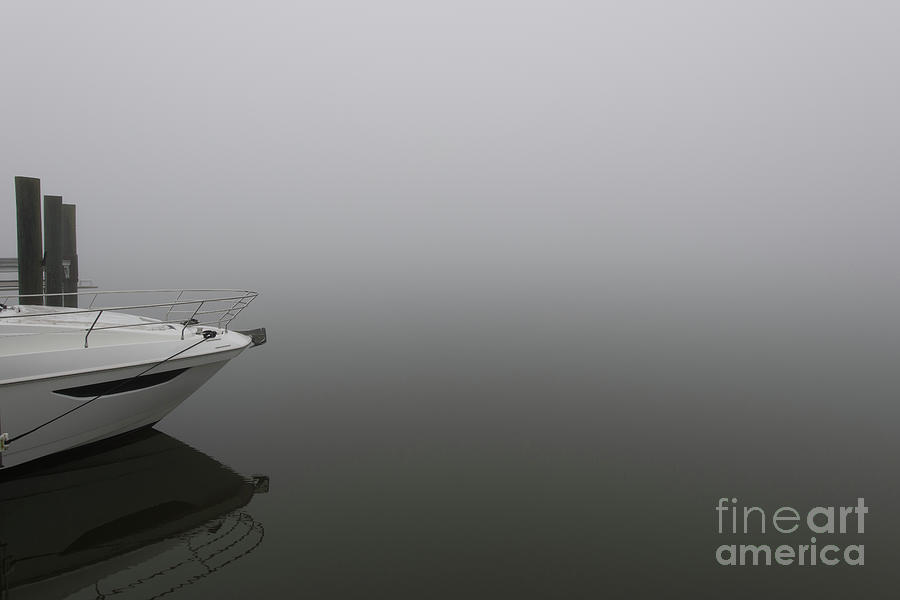 Maritime Foggy Morning Photograph