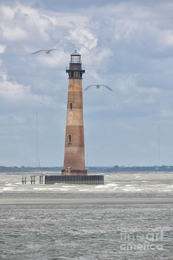 Maritime Lighthouse Symbol Photograph