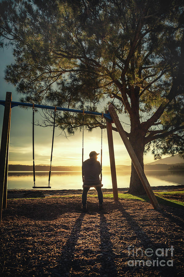 Mood Swings Photograph