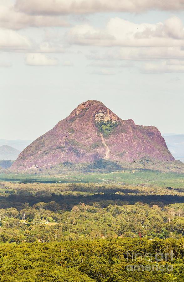 Mount Beerwah Photograph