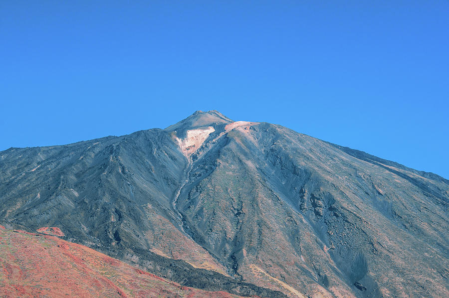 Mount Teide Photograph