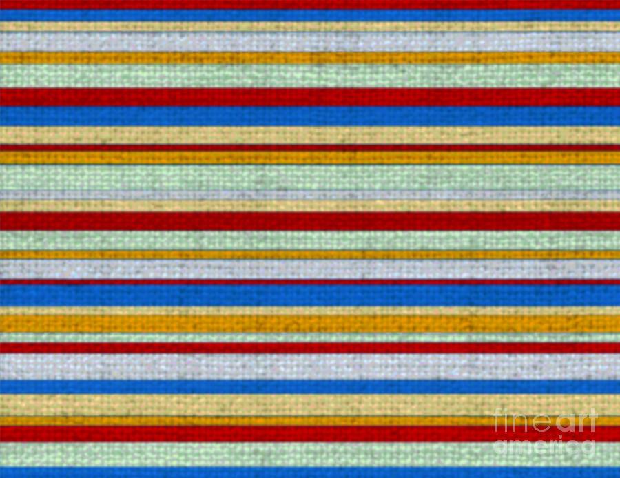 Multistripes Digital Art Photograph