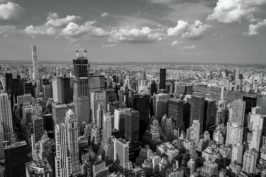 New York City Empire State Building Photograph