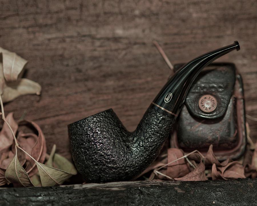 November Smoke Photograph