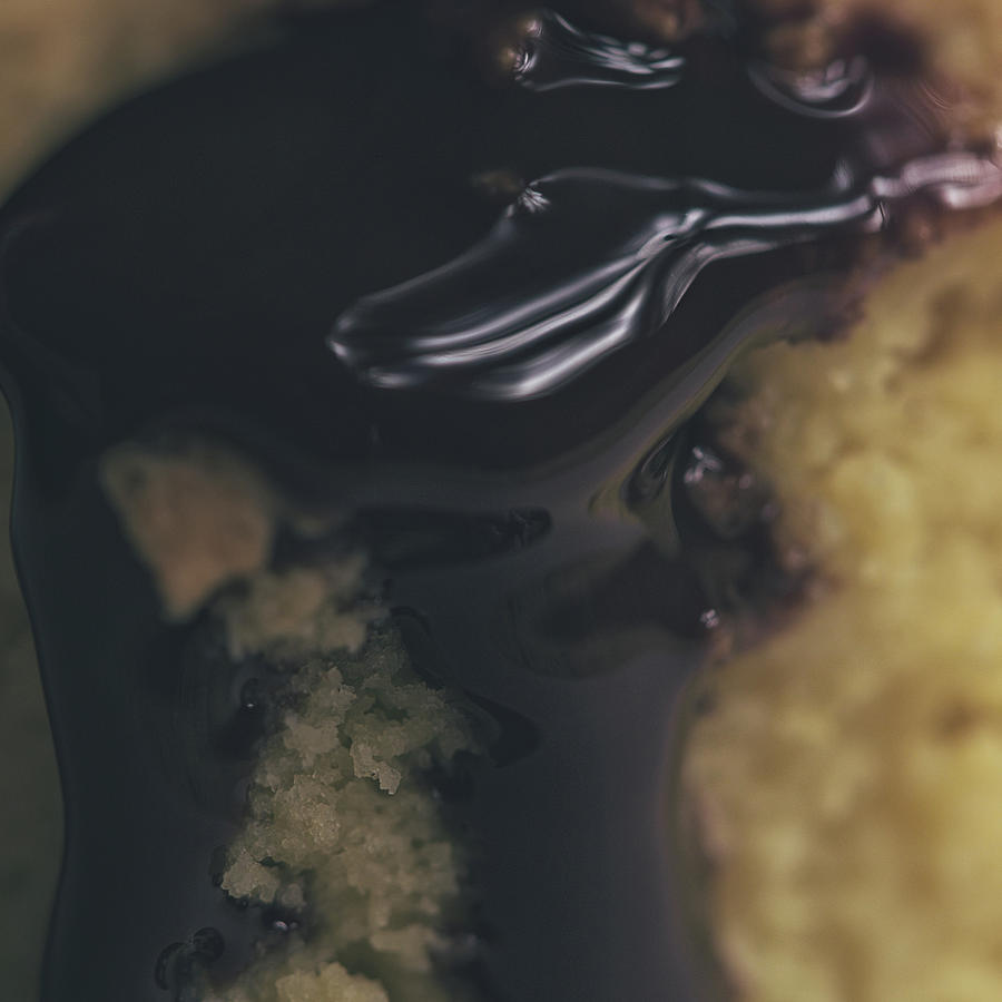 Perfectly Imperfect, Ghosting Chocolate Photograph