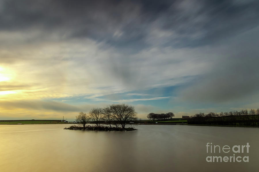 Redcar Tarn In Keighley Photograph