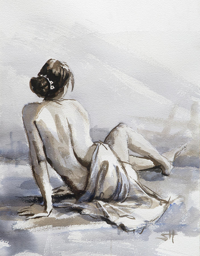 Relaxed Painting