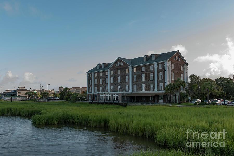 Rice Mill - Charleston South Carolina Photograph