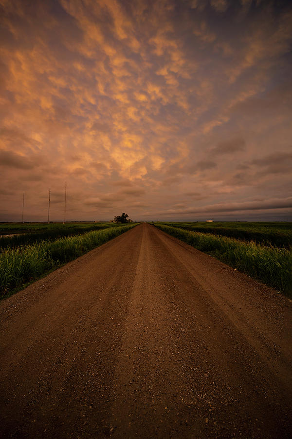 Road To Huron Photograph