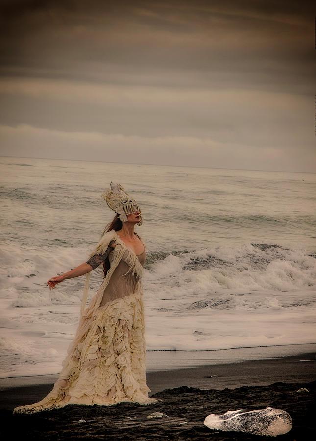 Salacia Goddess Photograph