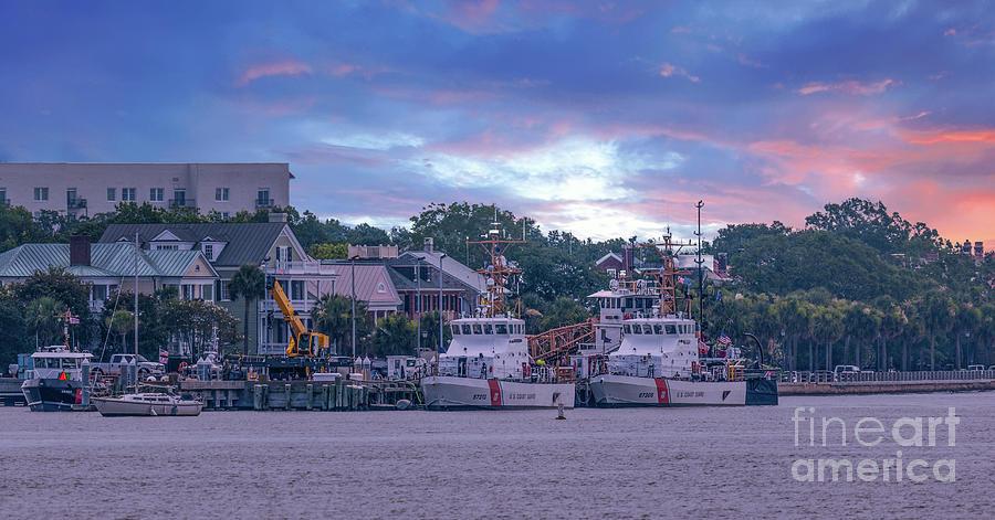 Sector Charleston - Atlantic Area - United States Coast Guard Photograph