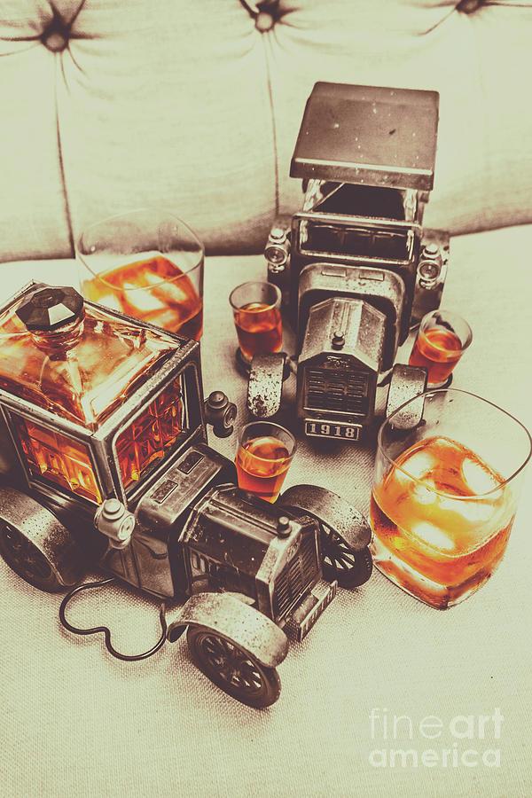 Shooting Through Photograph
