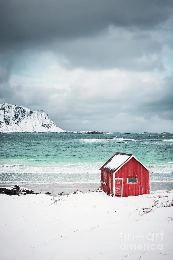 Shores Of Desolation Photograph