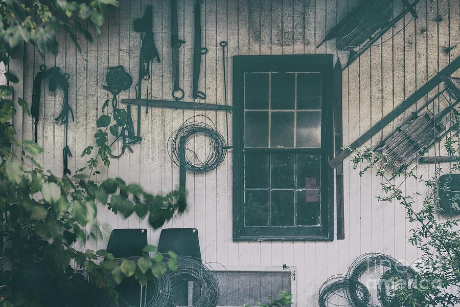 Side Porch Blues Photograph
