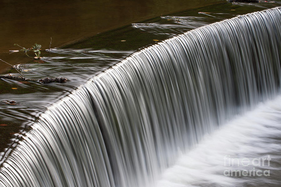 Silky Carolina Rain Photograph