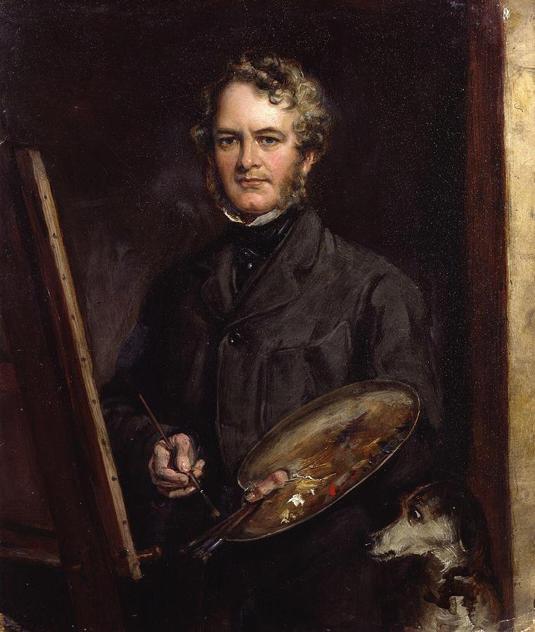 Sir Edwin Henry Landseer Painting