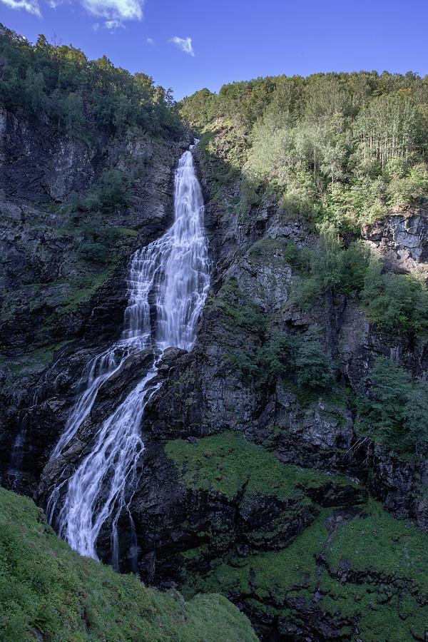 Sivlefossen, Norway Photograph
