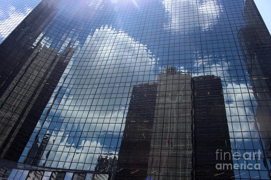 Sky And Clouds Photograph