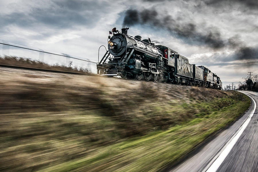 Southern 630 In Motion Photograph