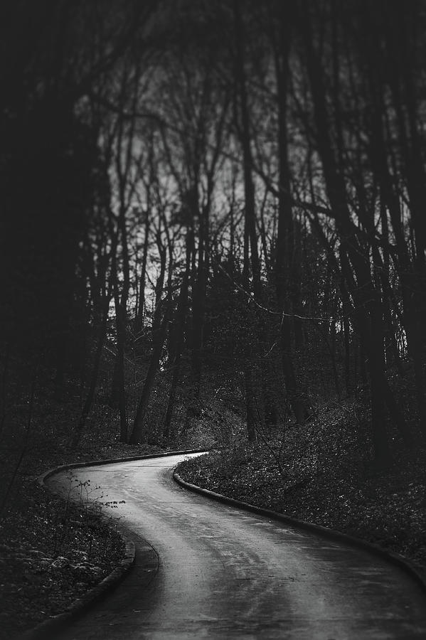 That Lonesome Road Photograph