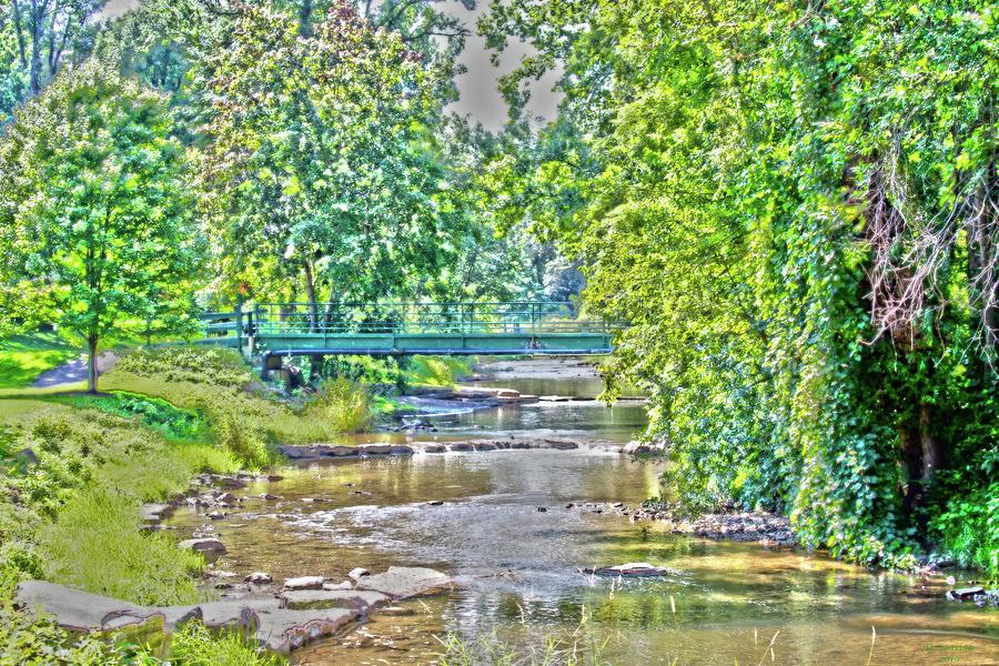 The Bridge Digital Art