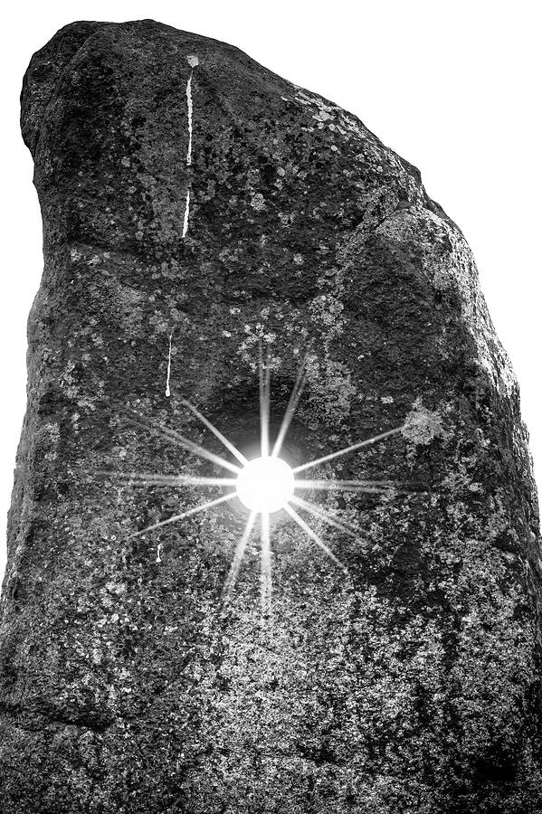 The Holestone At Doagh Photograph