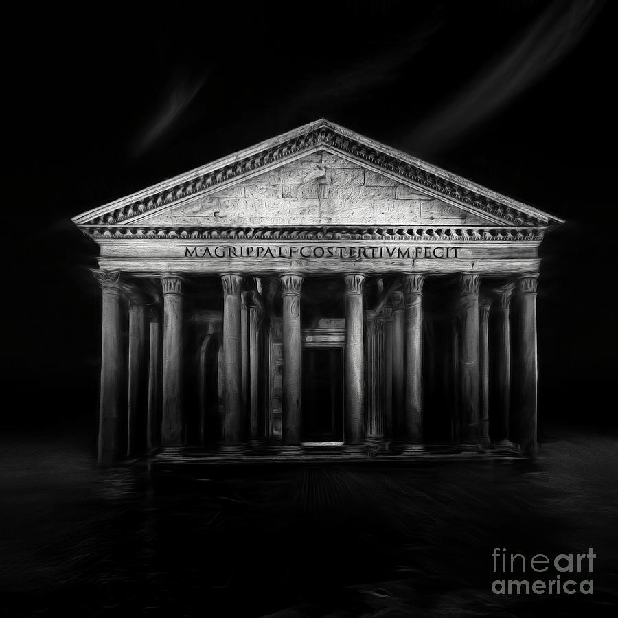 The Pantheon Photograph