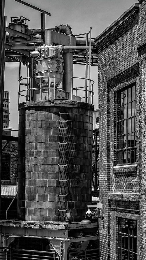Tobacco Row Industrial - #2 Photograph