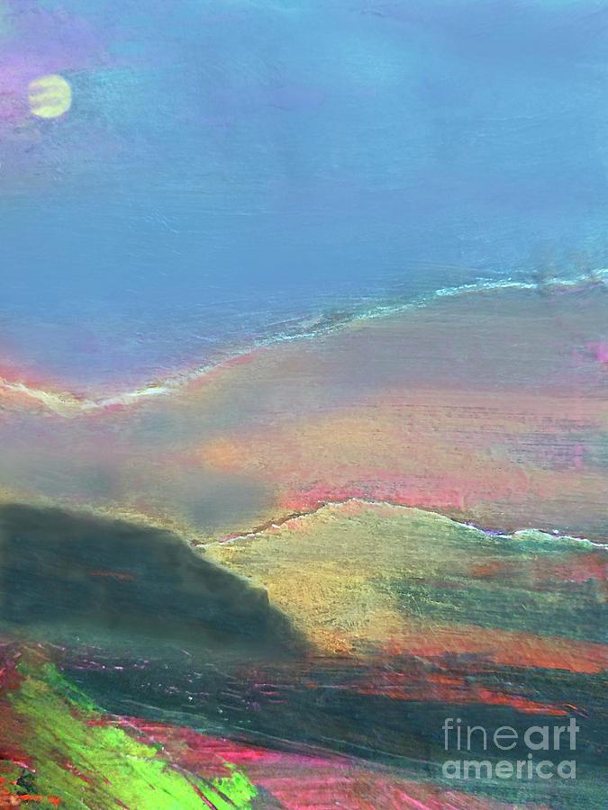 Valley Awakening 300 Painting