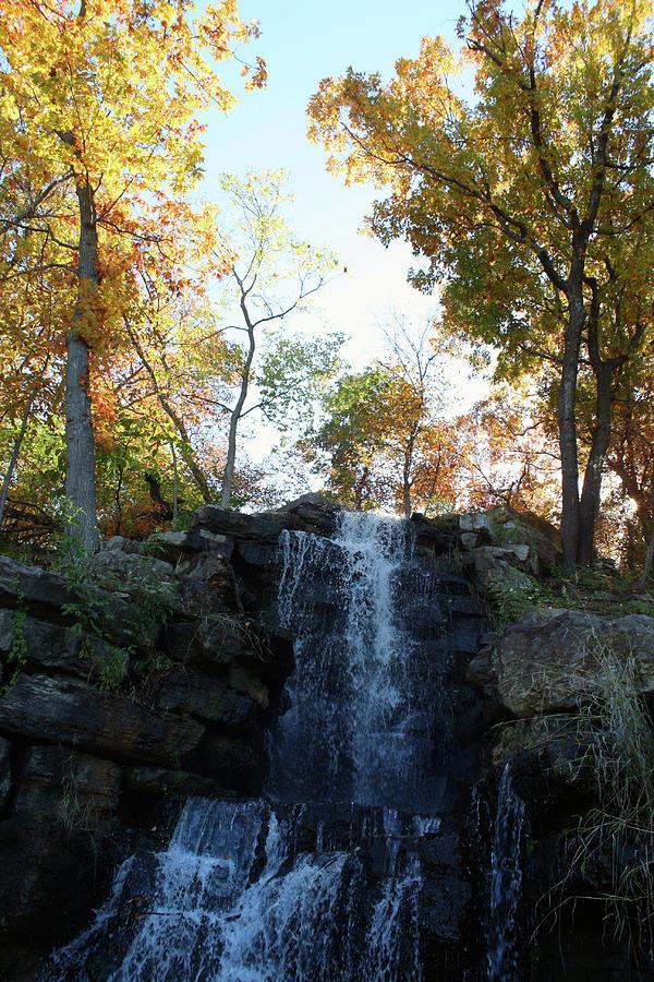 Waterfall 2 Photograph