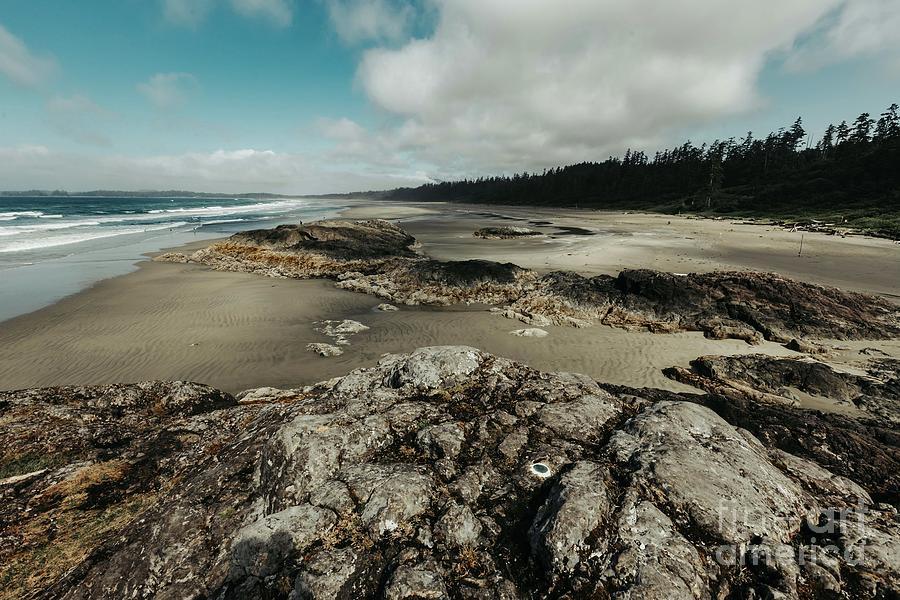 West Coast Textures Photograph