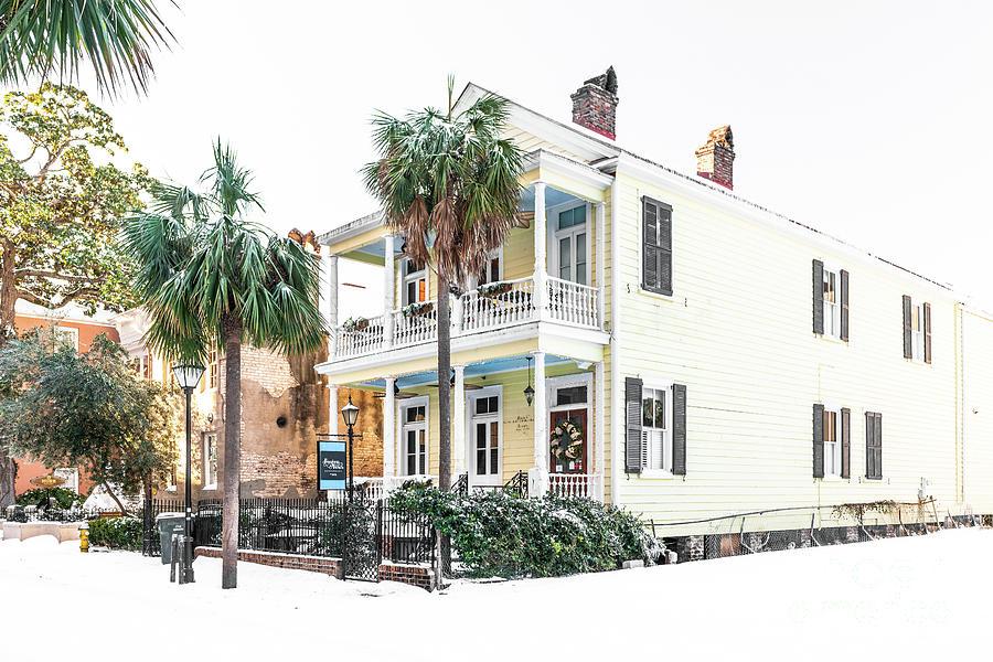 Winter Snow - Poogans Porch Photograph