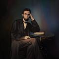 Abraham Lincoln by Andrzej Szczerski