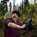 I Am A Lumberjack I Am Ok by Otto Rapp