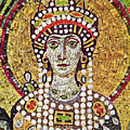 Theodora (c508-548) by Granger