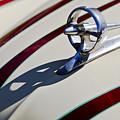 1949 Custom Buick Hood Ornament by Jill Reger