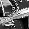 1969 Ford Mustang Mach 1 Side Scoop by Jill Reger