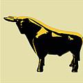 3 Bulls by Slade Roberts