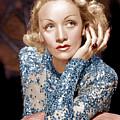 Angel, Marlene Dietrich, 1937 by Everett