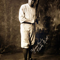 Babe Ruth, 1920 by Everett