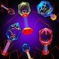 Bacteriophages by Mehau Kulyk