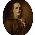 Benjamin Franklin by War Is Hell Store