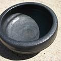 Bowl On Wheel A by Leahblair Jackson